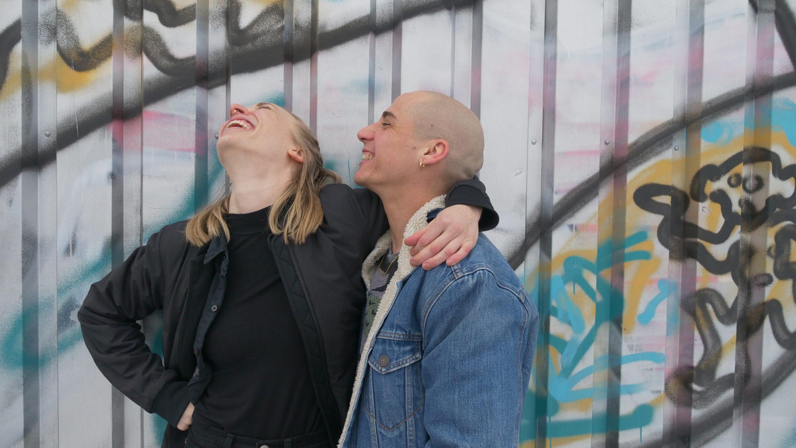 Daniel Mariblanca og Maria Kittilsen