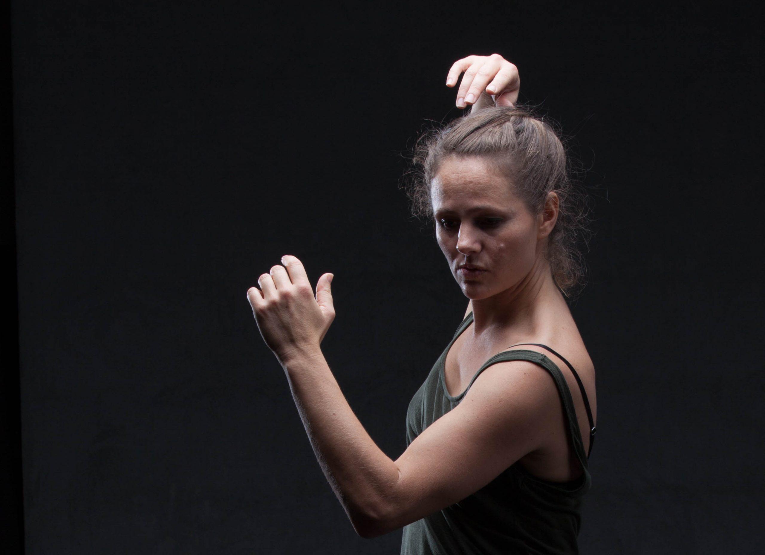 Annette Brandanger - Constant Movement