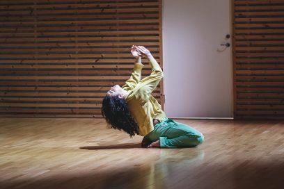 Online samtidsdans med Nina Wollny i uke 18